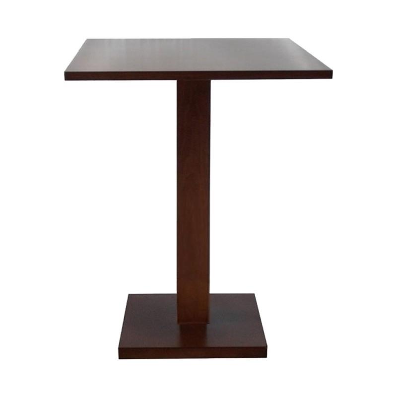 mesa Alta de madera NERJA Ref. 852