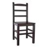alt= silla de madera CASTELLANA MADERA ref. 140