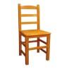 ref. 140 silla castellana de madera