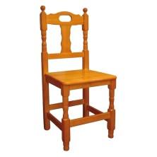 alt= silla de madera EJEA MADERA Ref. 160