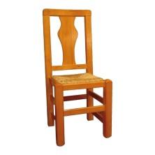 silla de madera CUENCA Ref. 210