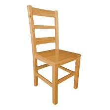 silla de madera GINETA MADERA Ref. 145