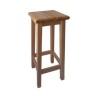 taburete de madera GINETA Ref. 260