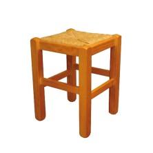 taburete BAJO de madera PAMPLONA ref. 267