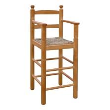 taburete de madera TRONO Ref. 192