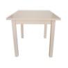Mesa de Madera Ref. 700 ALTEA color blanco