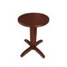 alt= mesa de madera GINETA Ref. 848