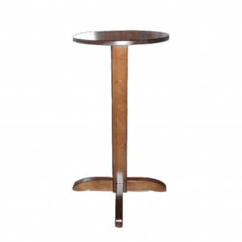 mesa Alta de madera FERROL ref. 730
