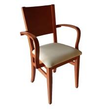 sillón de madera CIEZA ref. 625