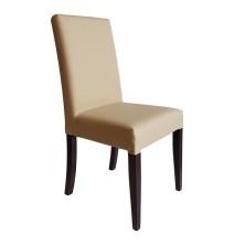 alt= silla de madera tapizada ALICANTE ref. 651