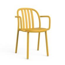 alt= silla SUE con brazos