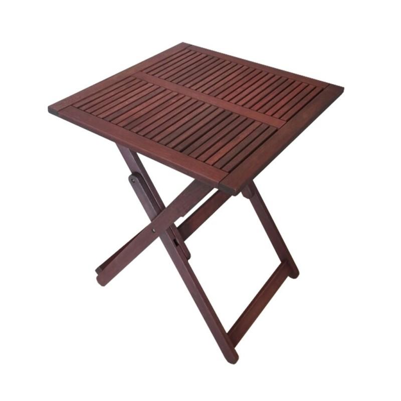 mesa de madera plegable MIRADOR