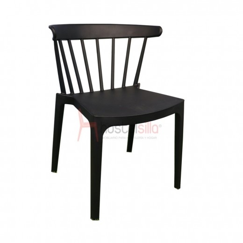 silla FLORENCIA de plástico|Mobiliario exterior para franquicias de restauración