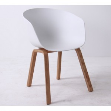 silla nórdica NIELS madera
