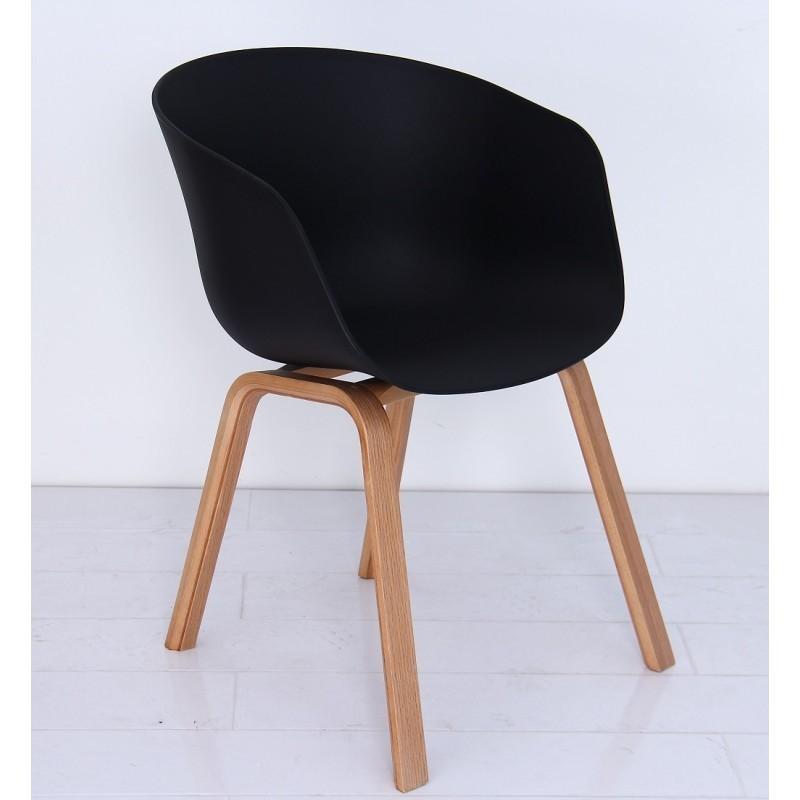silla-nórdica-NIELS-madera