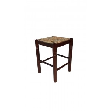 alt= taburete BAJO de madera OVIEDO Ref. 265